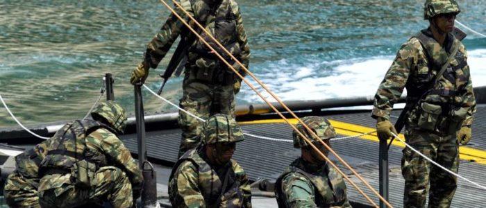 تدريبات مشتركة بين مصر واليونان وقبرص في جنوب تكريت غداً