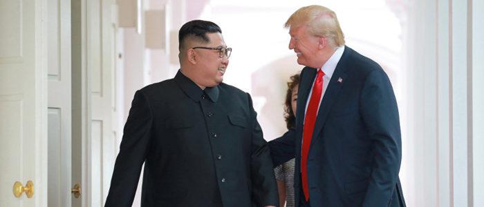 """""""فاينانشال تايمز"""" تكشف عن سر  تعامل ترامب مع كوريا الشمالية بطريقة مختلفة عن إيران"""