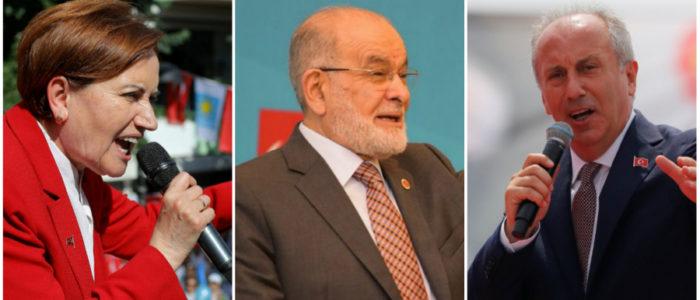 السباق على الرئاسة بدا أقوى مما كان متوقعاً والمعارضة تحالفت في وجه الرئيس.. كل ما تود معرفته عن منافسي أردوغان