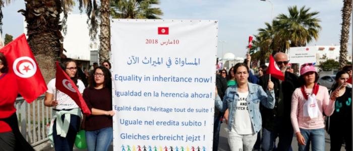مقترحات من الرئاسة التونسية للمساواة في الإرث، وعدم تجريم المثلية الجنسية