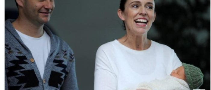 رئيسة وزراء نيوزيلندا تطلق على ابنتها اسم نيفي تي أروها