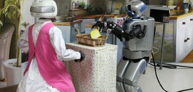 اقتحام الروبوتات عالم المطبخ