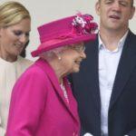زارا حفيدة الملكة إليزابيث ترزق بمولودة