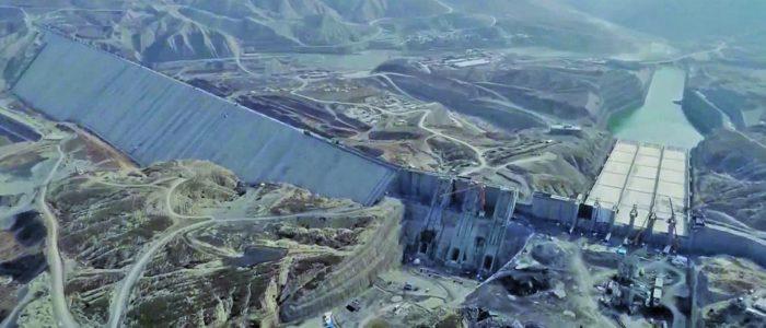 """تركيا تهدد العراق العراق بمجاعة مائية جراء ملء سد """"إليسو"""""""
