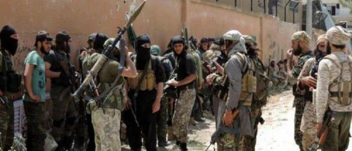 جبهة النصرة تشن هجوماً علي مناطق خفض التصعيد الجنوبية في سوريا