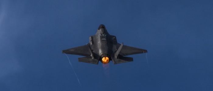واشنطن لم تلتفت للمعارضين بالكونجرس وتتجه لتسليم تركيا طائرات إف-35 خلال ساعات