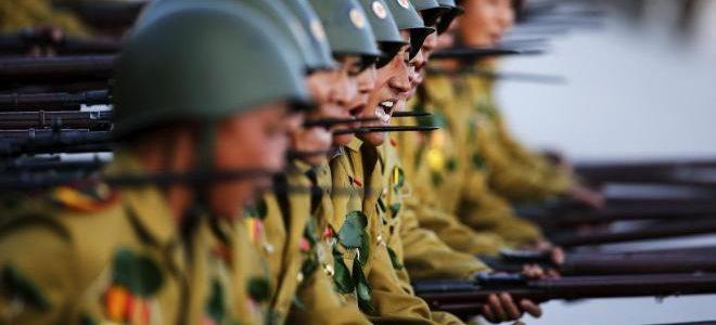 القوات الخاصة لكوريا الشمالية كابوس لأمريكا ولكوريا الجنوبية
