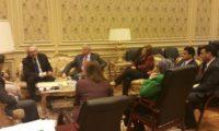 """""""العلاقات الخارجية بالبرلمان"""": الوزارة خفضت عدد ممثليها بسفارات مصر فى الخارج"""