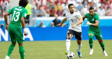 المنتخب يحافظ على التعادل 1/1 أمام السعودية حتي الدقيقة 75