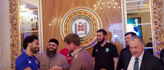 ما الذي حصل عليه محمد صلاح في جروزني؟.. في حين لا توجد مواطنة شيشانية