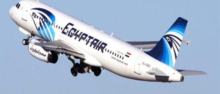 """10 رحلات لـ""""مصر الطيران"""" لنقل 1500 مشجع إلى روسيا"""