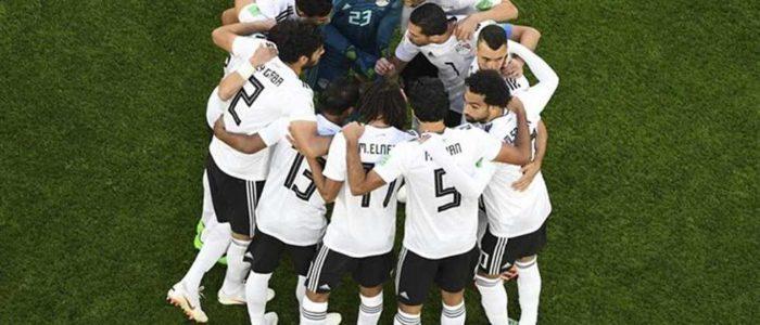 منتخب مصر يواجه السعودية اليوم