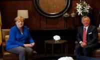 ميركل تمنح قرضا غير مشروط للحكومة الأردنية