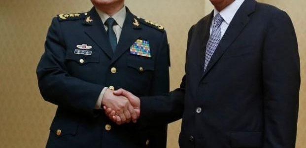 الصين تتعهد بمساعدات عسكرية لكمبوديا بأكثر من 100 مليون دولار