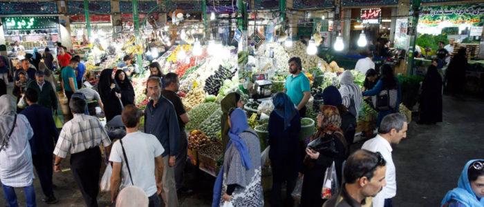 الإيرانيين غير قادرين علي دفع الإيجار وشراء الطعام وبعضهم لم يتذوق اللحم من أسابيع