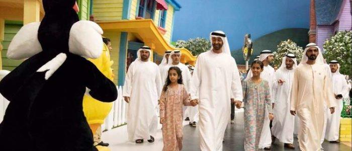 بالفيديو.. الإمارات تفتتح أول مدينة ترفيهية من نوعها في العالم