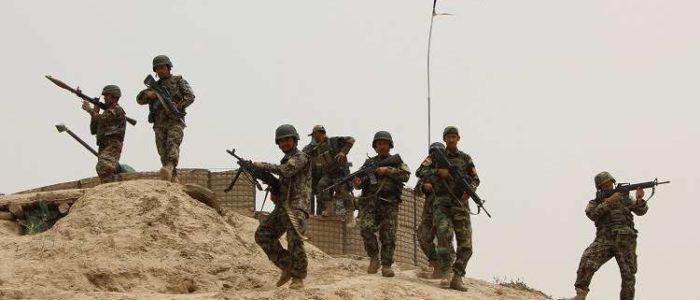 إدارة ترامب تحث الجيش الأفغاني على الانسحاب من بعض المناطق