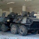 الجيش السوري يعثر علي أسلحة وذخيرة بريفى دمشق والقنيطرة