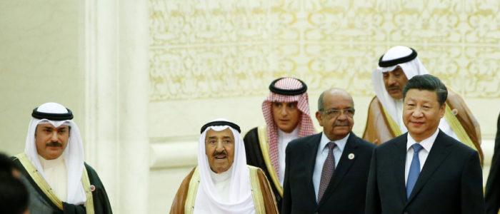 الصين تعزز نفوذها في الشرق الأوسط بـ20 مليار دولار