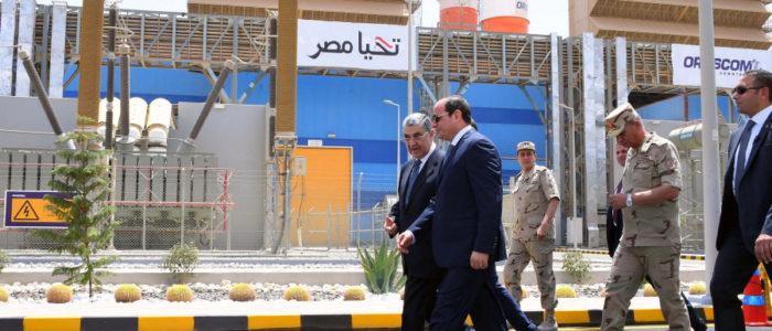 مشاريع الرئيس السيسي الجديدة تُنهي أخيراً عصر الظلام في مصر!