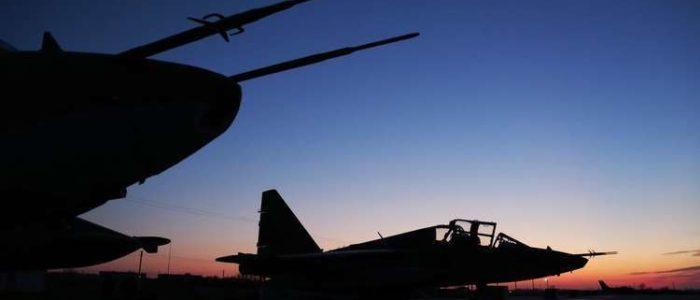 إحباط هجوم على القاعدة الجوية الروسية في حميم السورية