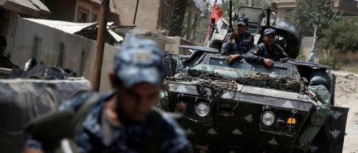 مسلحان يفتحان النار ويقتحمان مبنى محافظة اربيل بكردستان العراق