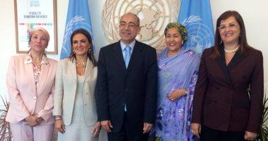 الأمم المتحدة: مصر مثالا رائدة للإصلاحات الاقتصادية