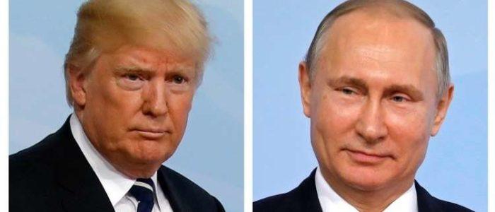 """ترامب: العلاقات الأمريكية الروسية """"لم تكن أبدا بهذا السوء"""""""