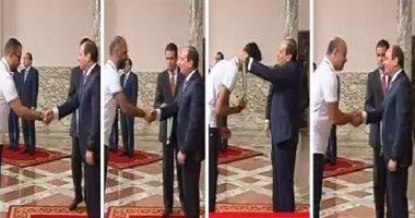 متحدث الرئاسة: مصر مليئة بالمواهب وتمتلك كنزًا من القوة البشرية