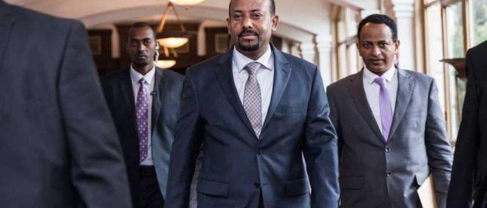 أبي وأفورقي يفتتحان السفارة الإريترية في أديس أبابا