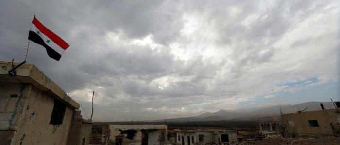 التحالف الدولي لايستطيع تأكيد من وراء الغارة الجوية التي قتلت 54 شخصا في سوريا