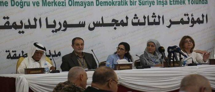 اتفاق بين الحكومة السورية و سوريا الديمقراطية على مفاوضات إنهاء الحرب