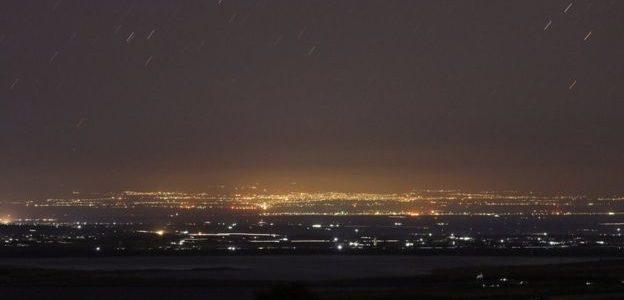 الدفاع الجوي السوري يتصدى لغارات صاروخية إسرائيلية
