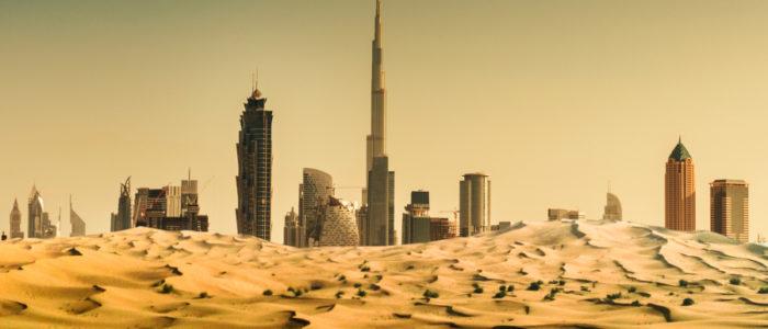 تقنية استخدمتها مصر ستحول صحراء الإمارات إلى جنان خضراء