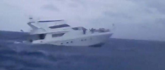 العثور على 3 جثث أخرى بعد غرق قارب سياحي في تايلاند