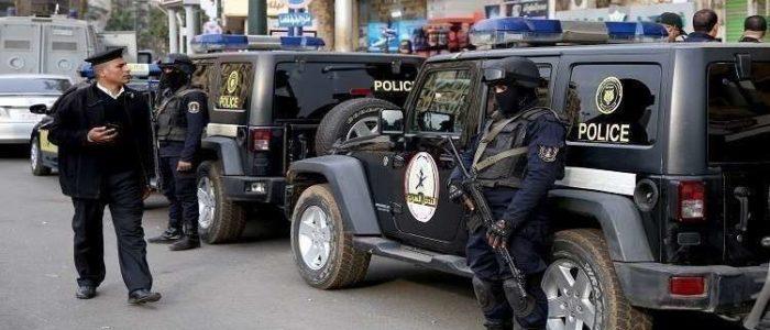 استهداف دورية شرطة بعبوة ناسفة في العريش