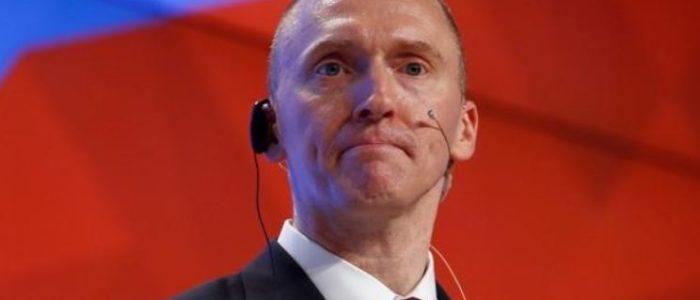 """FBI"" ينشر وثائق بشأن مراقبة مستشار سابق لترامب"