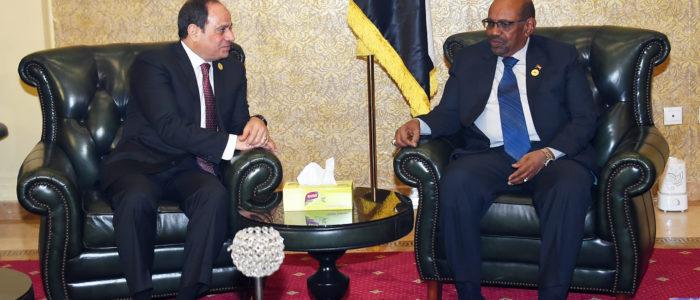 مصر والسودان يعلنان التكامل في الجوانب الاقتصادية والمواقف السياسية لضمان الأمن القومي للبلدين