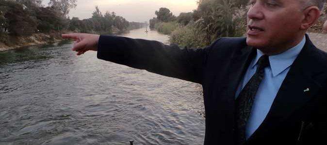 وزير الري: رعاية السيسي «أسبوع المياه» يعكس أهمية مواجهة التحديات المائية