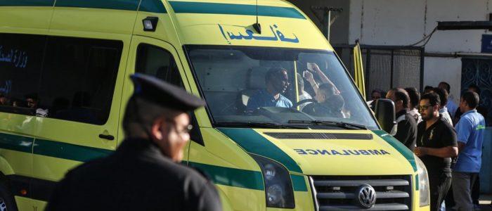 12 قتيلاً و28 جريحاً في انقلاب شاحنة في مصر