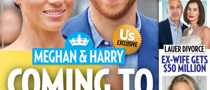 ميجان ماركل تخطط لجولة شخصية لأمريكا قبل جولتها الرسمية مع الأمير هاري