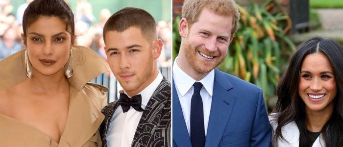 نيك جوناس وبريكانا شوبرا يزوران الأمير هاري وميجان في منزلها الريفي