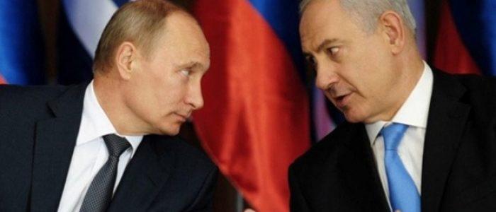 اتصال هاتفي بين بوتين ونتنياهو قبل زيارة الأخير إلى موسكو