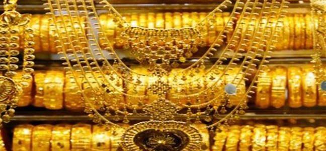 """أسعار الذهب تواصل استقرارها.. وعيار """"18"""" يتراجع جنيها"""