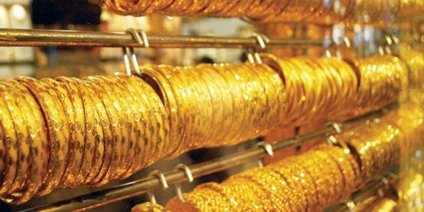 أسعار الذهب تغلق على تراجع طفيف وعيار 21 يسجل 823 جنيهًا للجرام