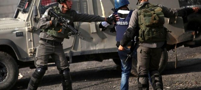 إصابة فلسطيني برصاص الاحتلال شمال الضفة الغربية