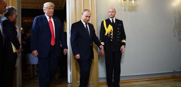 """""""ناشيونال انترست"""" تحث واشنطن لاستكالة موسكو ضد التنين الصيني"""