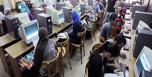 بالصور .. تنسيق كليات الأدبي 2018 بجامعة الأزهر بنات