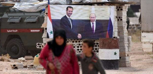 """صحيفة أمريكية تدعي إدارة ترامب لحماية المدنيين السوريين وتفعيل قانون سيزر"""""""