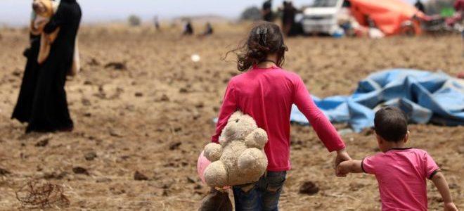 بريطانيا توقف بعض المساعدات في مناطق يسيطر عليها مقاتلو المعارضة في سوريا